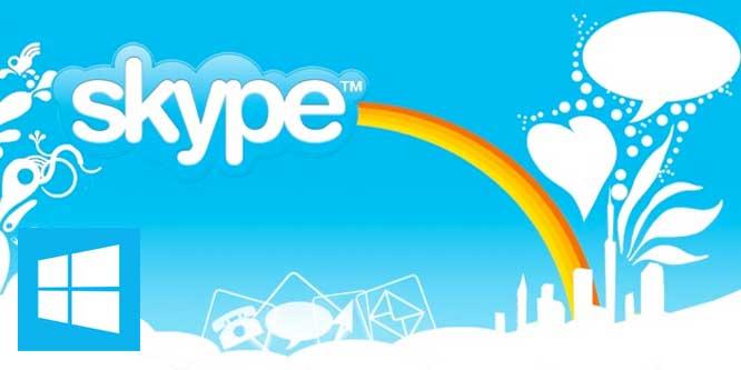 descargar e instalar skype para windows vista