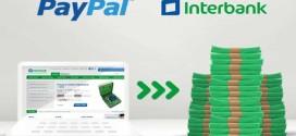 Comisiones de Paypal a Interbank