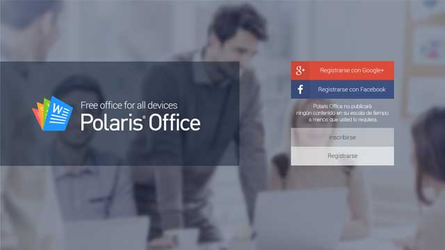 bajar polaris office gratis