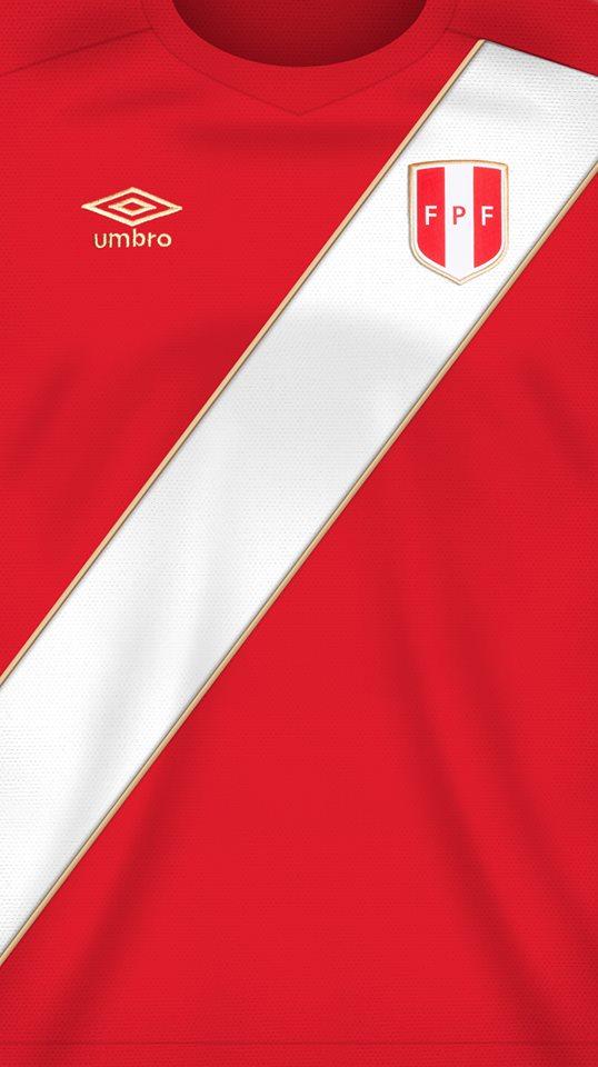 Wallpaper celular selección peruana de fútbol 2