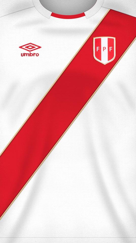Wallpaper celular selección peruana de fútbol